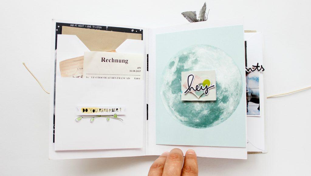 Online Kurs: Upcycled Crossover Mini Album - Janna Werner